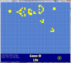 Game Of Life ScreenShot