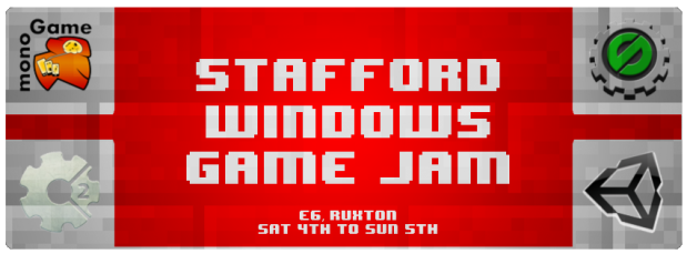 Stafford Windows Games Jam