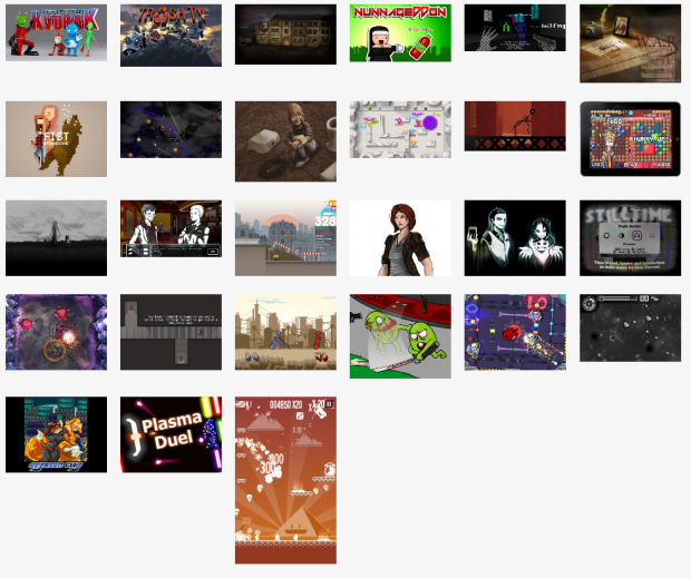 The full list of indie games to play