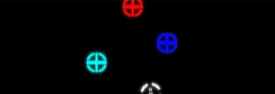 Glow Drop Header